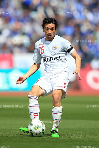 Hiroto Tanaka (V Varen), APRIL 23, 2016 - Football /Soccer : 2016 J2 League match between FC Machida Zelvia 1-0 V.Varen Nagasaki at Machida Stadium, Tokyo, Japan.  (Photo by AFLO SPORT)