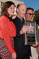 Marcia Gay Harden, Ed Harris, Andy Garcia<br /> at the Ed Harris Star on the Hollywood Walk of Fame, Hollywood, CA 03-13-15<br /> Dave Edwards/DailyCeleb.com 818-249-4998