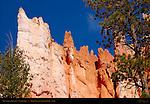 Wall Street Hoodoos, Navajo Trail, Bryce Canyon National Park, Utah