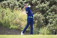 John Brady of Ireland during Day 3 / singles of the Boys' Home Internationals played at Royal Dornoch Golf Club, Dornoch, Sutherland, Scotland. 09/08/2018<br /> Picture: Golffile | Phil Inglis<br /> <br /> All photo usage must carry mandatory copyright credit (&copy; Golffile | Phil Inglis)