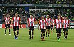 Atlético Nacional venció como local 4-1 a Estudiantes. Fase de grupos de la Conmebol Libertadores 2017.