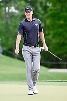 Chris Wood (ENG) after his putt on 2 during round 1 of the Shell Houston Open, Golf Club of Houston, Houston, Texas, USA. 3/30/2017.<br /> Picture: Golffile | Ken Murray<br /> <br /> <br /> All photo usage must carry mandatory copyright credit (&copy; Golffile | Ken Murray)