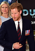 www.acepixs.com<br /> <br /> July 13 2017, London<br /> <br /> Prince Harry arriving at the world premiere of 'Dunkirk' at the Odeon Leicester Square on July 13, 2017 in London, England<br /> <br /> By Line: Famous/ACE Pictures<br /> <br /> <br /> ACE Pictures Inc<br /> Tel: 6467670430<br /> Email: info@acepixs.com<br /> www.acepixs.com