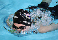 PICTURE BY VAUGHN RIDLEY/SWPIX.COM - Swimming - British International Disability Swimming Championships 2012 - Ponds Forge, Sheffield, England - 08/04/12 - Hannah Russell competes in the Women's MC 400m Freestyle Heats.