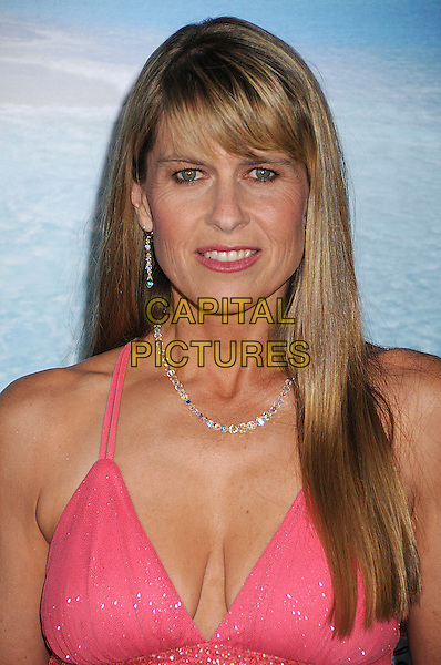 TERRI IRWIN.G'Day USA: Australia.com 2008 Black Tie Gala at the Hollywood & Highland Ballroom, CaliforniaUSA,.19 January 2008..portrait headshot fringe Steve Irwin's widow wife.CAP/ADM/BP.©Byron Purvis/AdMedia/Capital Pictures.