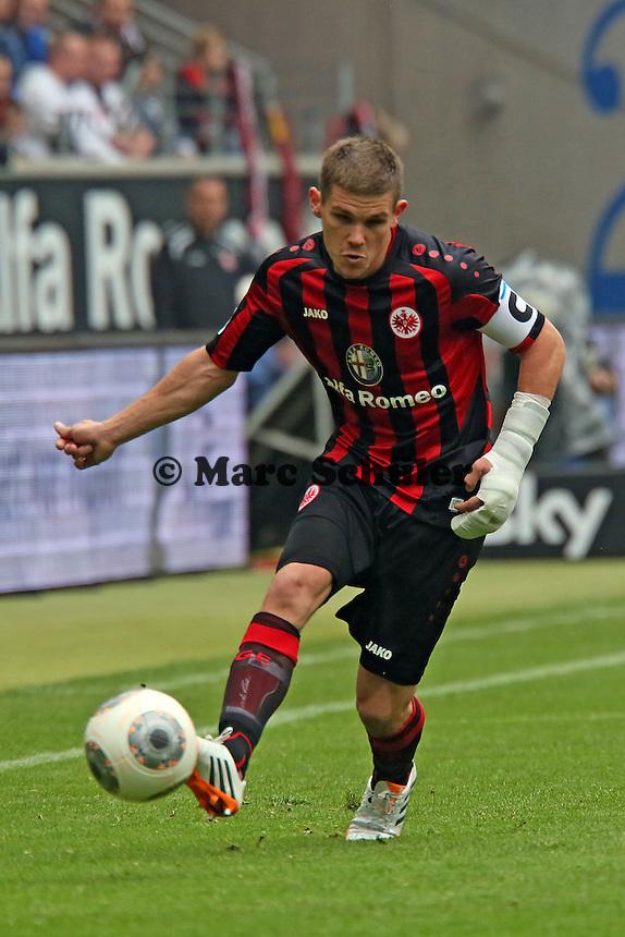 Sebastian Jung (Eintracht) - Eintracht Frankfurt vs. 1. FSV Mainz 05