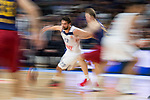 Real Madrid's Sergio LlullduringTurkish Airlines Euroleague match between Real Madrid and FC Barcelona Lassa at Wizink Center in Madrid, Spain. March 22, 2017. (ALTERPHOTOS/BorjaB.Hojas)