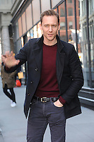 www.acepixs.com<br /> March 6, 2017 New York City<br /> <br /> Tom Hiddleston at AOL Build Speaker Series<br /> on March 6, 2017 in New York City.<br /> <br /> Credit: Kristin Callahan/ACE Pictures<br /> <br /> <br /> Tel: 646 769 0430<br /> e-mail: info@acepixs.com