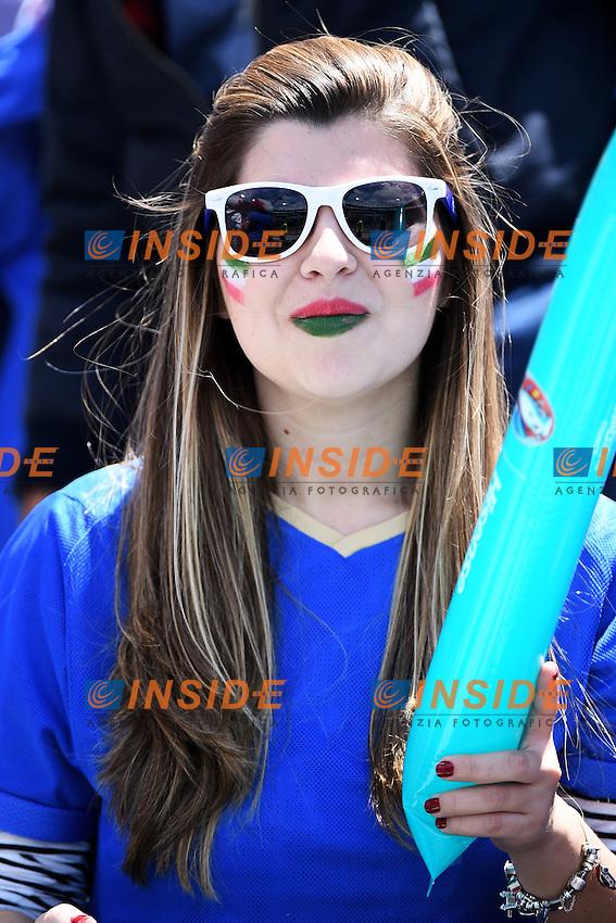 Tifosi Italia Supporters Italy <br /> Toulouse 17-06-2016 Stade de Toulouse <br /> Football Euro2016 Italy - Sweden / Italia - Svezia Group Stage Group E<br /> Foto Massimo Insabato / Insidefoto