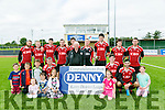 Winners AC Athletic of the  Tommy Healy Memorial Cup Final replay against Strand Rd at Mounthawk Park on Sunday