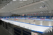 7th February 2017  Speed skating arean, in Gangwon, South Korea.The Olympic Winter Games will be held from 9 until 25 February 2018