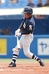 Tetsumasa Murakami, AUGUST 4, 2015 - Baseball : All Japan Little-Senior Baseball Championship final match between Omiya senior 7-3 Edogawa Chuo senior at Jingu stadium in Tokyo, Japan. (Photo by Yusuke Nakanishi/AFLO SPORT)
