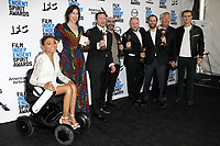 LOS ANGELES - FEB 8:  Give Me Liberty Cast and Producers at the 2020 Film Independent Spirit Awards at the Beach on February 8, 2020 in Santa Monica, CA