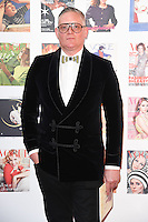 Giles Deacon<br /> arrives for the Vogue 100 Gala Dinner held in Kensington Gardens, London.<br /> <br /> <br /> ©Ash Knotek  D3122  23/05/2016