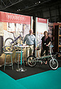 27/09/18<br /> <br /> ***Free photo for social media use***<br /> <br /> Bikerton stand at the Cycle Show, NEC, Birmingham<br /> <br /> <br /> All Rights Reserved, F Stop Press Ltd. (0)1335 344240 +44 (0)7765 242650  www.fstoppress.com rod@fstoppress.com
