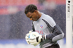 15 April 2007: Dallas goalkeeper Shaka Hislop. The New York Red Bulls defeated FC Dallas 3-0 at Giants Stadium in East Rutherford, New Jersey in an MLS Regular Season game.