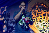 SÃO PAULO, SP. 20.12.2014 - JORGE E MATEUS - A dupla sertaneja Jorge e Mateus fazem show no Citybank Hall da zona sul da capital paulista na noite desta sexta-feira, (19) (Foto: Renato Mendes/ Brazil Photo Press)