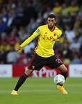 Watford's Etienne Capoue in action during the Carabao cup match at Vicarage Road Stadium, Watford. Picture date 22nd August 2017. Picture credit should read: David Klein/Sportimage