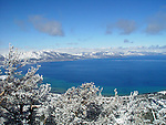 Breathtaking Scenic Photography Lake Tahoe<br /> <br /> Froze, Snow, Winter, pine tree, lake, seagulls, pinecones,<br /> Sunset, branches, forest, mountains,