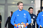 01.12.2018, wirsol Rhein-Neckar-Arena, Sinsheim, GER, 1 FBL, TSG 1899 Hoffenheim vs FC Schalke 04, <br /> <br /> DFL REGULATIONS PROHIBIT ANY USE OF PHOTOGRAPHS AS IMAGE SEQUENCES AND/OR QUASI-VIDEO.<br /> <br /> im Bild: Ralf Fährmann / Faehrmann / Fahrmann (#1, FC Schalke 04)<br /> <br /> Foto © nordphoto / Fabisch