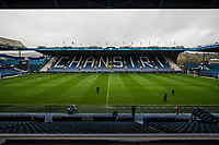 A general view of the Hillsborough stadium <br /> <br /> Photographer Andrew Kearns/CameraSport<br /> <br /> The EFL Sky Bet Championship - Sheffield Wednesday v Leeds United - Saturday 26th October 2019 - Hillsborough - Sheffield<br /> <br /> World Copyright © 2019 CameraSport. All rights reserved. 43 Linden Ave. Countesthorpe. Leicester. England. LE8 5PG - Tel: +44 (0) 116 277 4147 - admin@camerasport.com - www.camerasport.com