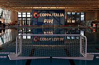 Banner Coppa Italia <br /> Roma 04-01-2019 Centro Federale  <br /> Final Six Pallanuoto Donne Coppa Italia Quarti di finale <br /> Rapallo Pallanuoto - RN Florentia<br /> Foto Andrea Staccioli/Deepbluemedia/Insidefoto