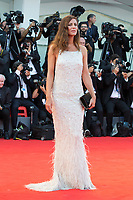 Anna Mouglalis at the Downsizing premiere and Opening Ceremony, 74th Venice Film Festival in Italy on 30 August 2017.<br /> <br /> Photo: Kristina Afanasyeva/Featureflash/SilverHub<br /> 0208 004 5359<br /> sales@silverhubmedia.com