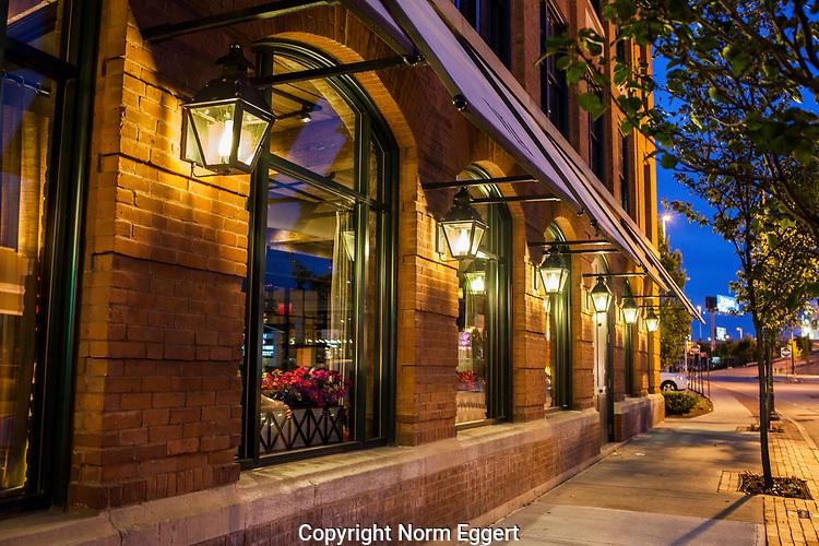 The VIA Restaurant, Shrewsbury Street, Worcester, MA