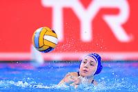 4 ITA AVEGNO Silvia Italy <br />  <br /> Budapest 12/01/2020 Duna Arena <br /> GERMANY (white caps) Vs. ITALY (blue caps)<br /> XXXIV LEN European Water Polo Championships 2020<br /> Photo  © Andrea Staccioli / Deepbluemedia / Insidefoto