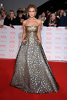 Catherine Tyldesley at the National Television Awards 2018 at the O2 Arena, Greenwich, London, UK. <br /> 23 January  2018<br /> Picture: Steve Vas/Featureflash/SilverHub 0208 004 5359 sales@silverhubmedia.com