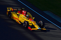 Verizon IndyCar Series<br /> Indianapolis 500 Practice<br /> Indianapolis Motor Speedway, Indianapolis, IN USA<br /> Monday 15 May 2017<br /> Ryan Hunter-Reay, Andretti Autosport Honda<br /> World Copyright: F. Peirce Williams