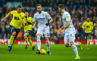 Leeds United's Pontus Jansson runs at the Blackburn Rovers defence<br /> <br /> Photographer Alex Dodd/CameraSport<br /> <br /> The EFL Sky Bet Championship - Leeds United v Blackburn Rovers - Wednesday 26th December 2018 - Elland Road - Leeds<br /> <br /> World Copyright &copy; 2018 CameraSport. All rights reserved. 43 Linden Ave. Countesthorpe. Leicester. England. LE8 5PG - Tel: +44 (0) 116 277 4147 - admin@camerasport.com - www.camerasport.com