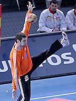 Croatia's Mirko Alilovic during 23rd Men's Handball World Championship preliminary round match.January 14,2013. (ALTERPHOTOS/Acero) 7NortePhoto