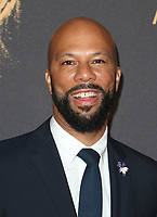 LOS ANGELES, CA - SEPTEMBER 09: Common, at the 2017 Creative Arts Emmy Awards at Microsoft Theater on September 9, 2017 in Los Angeles, California. <br /> CAP/MPIFS<br /> &copy;MPIFS/Capital Pictures