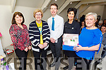 Attending the CH Chemist Wellness Recovery Haven fundraiser on Saturday morning. <br />  L to r: Mary Egan, Maureen O'Brien (Recovery Haven), Peter Harty (CH Chemist), Dr Mary McCaffrey and Helen Lawlor Parker.