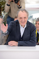 "Dario Argento attending the ""Dario Argento Dracula"" Photocall during the 65th annual International Cannes Film Festival in Cannes, France, 19th May 2012...Credit: Timm/face to face /MediaPunch Inc. ***FOR USA ONLY***"