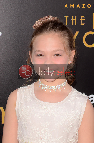 """Chloe Guidry<br /> at """"The Last Tycoon"""" Red Carpet Premiere Screening, Harmony Gold Theater, Los Angeles, CA 07-27-17<br /> David Edwards/DailyCeleb.com 818-249-4998"""