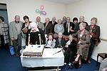 Jem Caffrey 100 Birthday