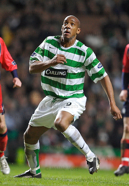 Dion Dublin, Celtic.stock season 2005-2006.pic willie vass