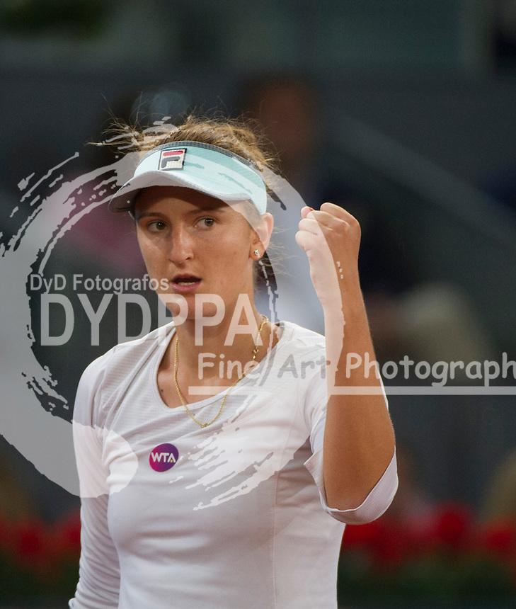 Roumanian tennis player Irina-Camelia Begu