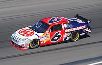 Feb 29, 2008; Las Vegas, NV, USA; NASCAR Sprint Cup Series driver David Ragan during practice for the UAW Dodge 400 at Las Vegas Motor Speedway. Mandatory Credit: Mark J. Rebilas-US PRESSWIRE