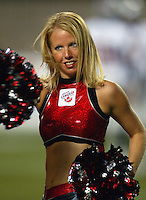 Ottawa Renegades cheerleaders 2002. Photo F. Scott Grant