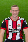 Paul Coutts of Sheffield Utd during the 2017/18 Photocall at Bramall Lane Stadium, Sheffield. Picture date 7th September 2017. Picture credit should read: Sportimage