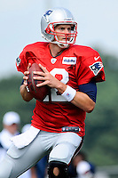 Patriots Training Camp Day 1