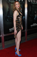 """HOLLYWOOD, LOS ANGELES, CA, USA - APRIL 03: Maitland Ward at the Los Angeles Screening Of Relativity Media's """"Oculus"""" held at TCL Chinese 6 Theatre on April 3, 2014 in Hollywood, Los Angeles, California, United States. (Photo by Xavier Collin/Celebrity Monitor)"""