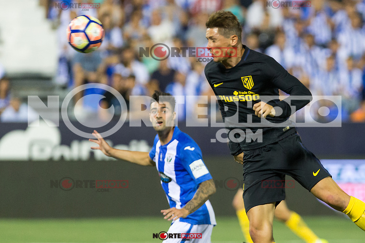 Atletico de Madrid's Fernando Torres during the match of La Liga between Club Deportivo Leganes and Atletico de Madrid at Butarque Estadium in Leganes. August 27, 2016. (ALTERPHOTOS/Rodrigo Jimenez) /NORTEPHOTO