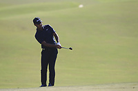 Shubhankar Sharma (IND) on the 15th fairway during the final round of the DP World Tour Championship, Jumeirah Golf Estates, Dubai, United Arab Emirates. 18/11/2018<br /> Picture: Golffile | Fran Caffrey<br /> <br /> <br /> All photo usage must carry mandatory copyright credit (© Golffile | Fran Caffrey)