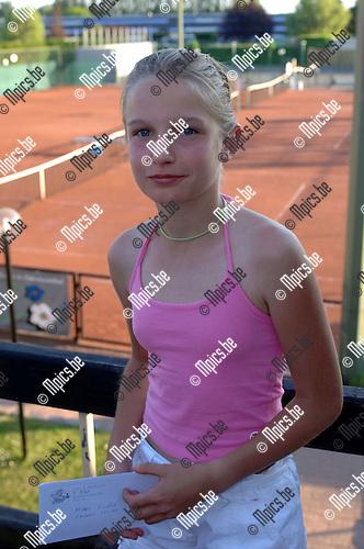 Tennis: Celine Franck