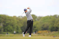 Jonatan Jolkkonen (FIN) on the 5th tee during Round 3 of the Lytham Trophy, held at Royal Lytham & St. Anne's, Lytham, Lancashire, England. 05/05/19<br /> <br /> Picture: Thos Caffrey / Golffile<br /> <br /> All photos usage must carry mandatory copyright credit (© Golffile | Thos Caffrey)