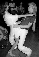 Vitas Gerulaitis 1977 at Studio 54<br /> Photo By Adam Scull/PHOTOlink.net